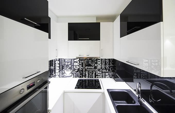 Kitchen as a secret ingredient